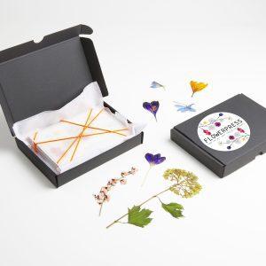 Pocket Flowerpress verpakking