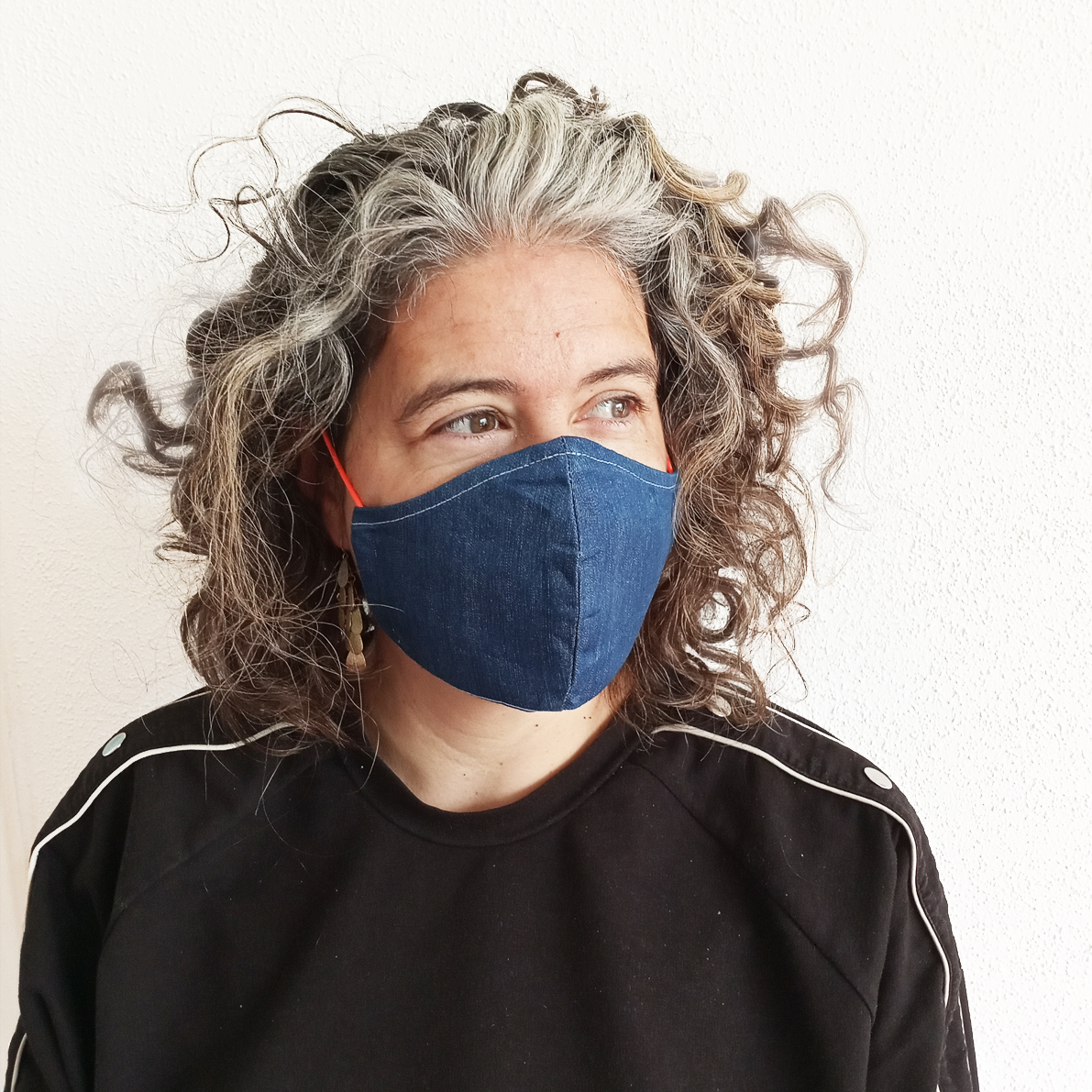 Washable Mouth-and-nose mask woman